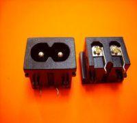 厂家供应ST-A03-005T1八字插座