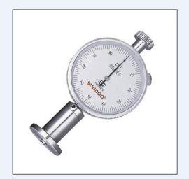 橡胶硬度計,塑料硬度計,指针式皮革硬度計LX-A