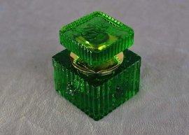 水晶琉璃香水瓶(A2983)