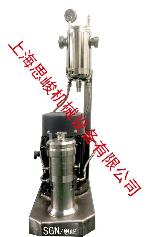 SGN/思峻 GM2000/4莫西菌素混悬液粉碎机