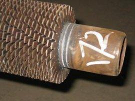 高频焊接螺旋翅片管