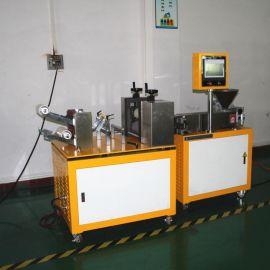 PE薄膜流延膜机 实验室小型流延薄膜机