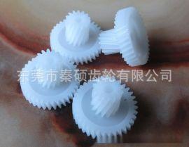 供應電動工具傳動件 塑膠蝸杆 塑膠齒輪模具 制作