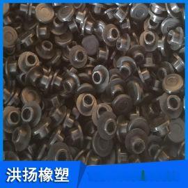 橡膠塞子橡膠堵頭 硅膠防塵塞 圓柱型孔塞