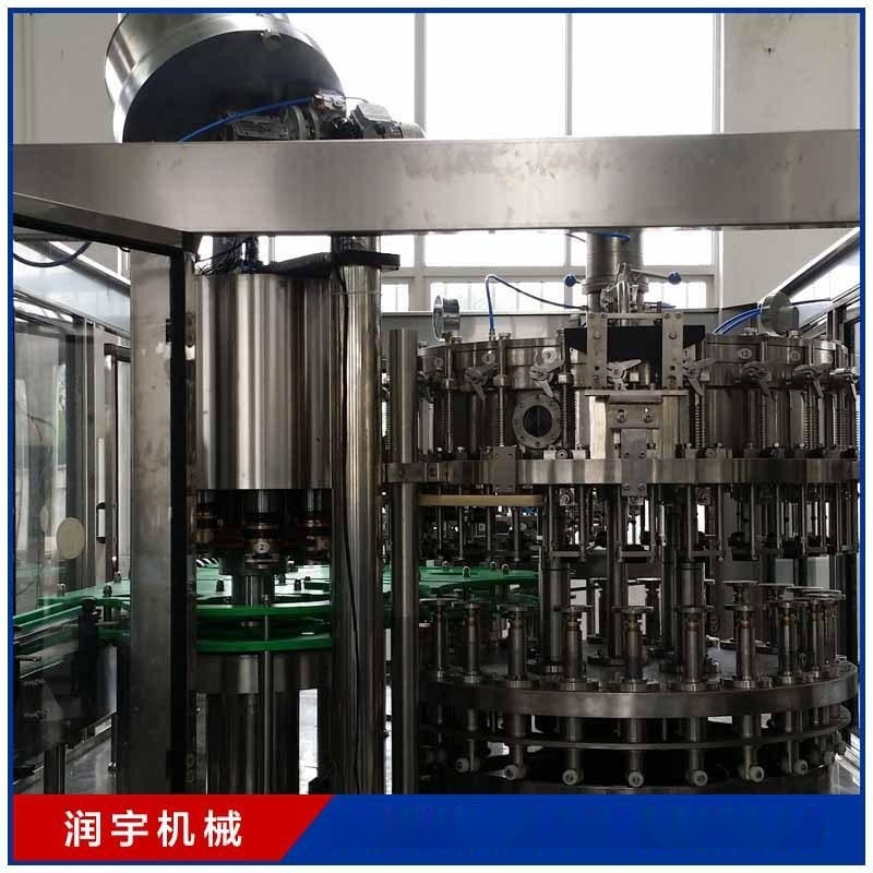 苏州市厂家直销果汁灌装机碳酸饮料灌装机含气灌装机现货供应