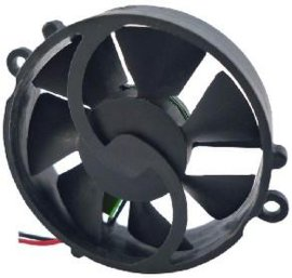 3008圆形小风扇LED灯具散热专用