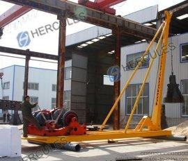 徐州海格力斯拉杆式冲击钻机型号参数冲孔打桩机厂家