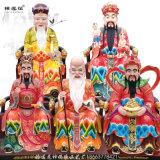 寿星老人塑像 南极仙翁神像图片 福禄寿三星君神像