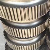 高强耐磨颗粒机压辊皮压轮总成 高温热处理压辊厂家直销