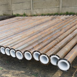 襯塑鋼管和鋼塑復合管一樣嗎