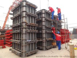 组合钢模板桥梁模板