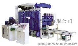 河南宇泰QT6/39-15型自动液压砌块成型机