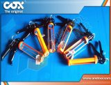 COX牌Powerflow310-600ml手动胶枪,18: 1扳机比例