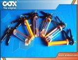 COX牌Powerflow310-600ml手動膠槍,18: 1扳機比例