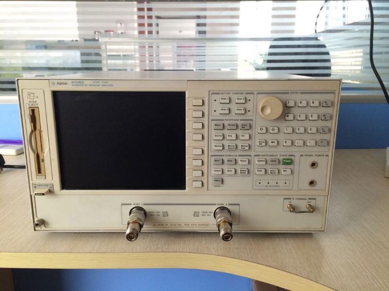 agilent 8753ES 3G 6G 网络分析仪 租赁  回收