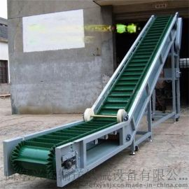 供应不锈钢输送机 锯末装车输送机 大倾角装车卸料专用输送机供应商y2