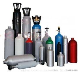 氧气瓶,氮气瓶,氩气瓶、二氧化碳气瓶等各种铝合金高压气瓶