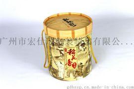 廠家定做圓筒形大米包裝盒|圓筒包裝盒|廣州包裝盒廠家廠價直銷