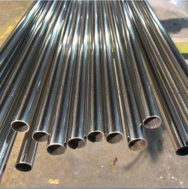百色现货304不锈钢管 不锈钢黑钛管 304不锈钢制品管
