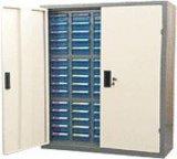 75抽带门锁零件柜生产商
