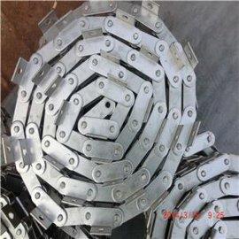 不锈钢双节距输送链条C2102不锈钢输送链条