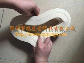 深圳EVA泡棉 包装制品 海绵黑色 灰色海绵制品