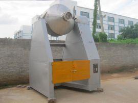 逸通双锥滚桶饲料搅拌机高效混合设备无粉尘泄漏与飞扬现象