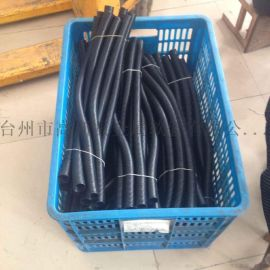 回料 原料 PE 波纹管 PA穿线管 PP电线保护管 黑色塑料软管