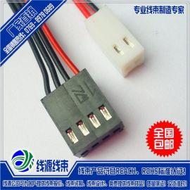 2510端子線|2.54mm間距端子線|端子2P至16P連接線