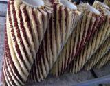 木门橱柜板材打磨砂布条砂辊 异形曲面砂光机毛刷 剑麻刷