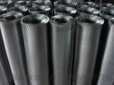 南京现货供应25刀菱形钢板网,红色防锈漆钢板网 厂家直销