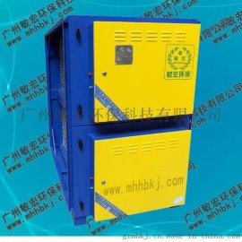青海省西宁市工业油烟净化器 厨房油烟净化器
