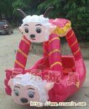 重慶市兒童充氣電瓶車雙人價格