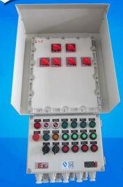 安徽西派瑞BXMD带防雨罩式防爆配电箱 户外防水配电箱