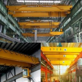 安徽 lh型电动葫芦双梁起重机5吨 双梁吊钩门式起重机