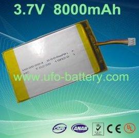 聚合物3.7V电池