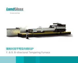 兰迪LD-ACJ系列强制对流平弯双向钢化炉