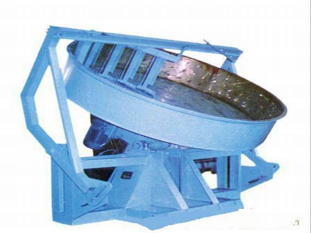 QPY系列3.6米预加水成球盘设备成球盘大小伞齿轮