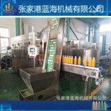 全自动三合一果汁饮料灌装机   多功能饮料机械