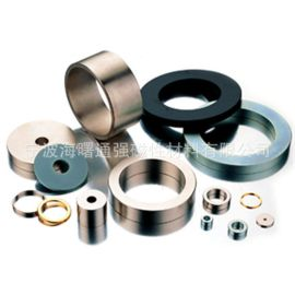 宁波厂家直销 强力磁铁 钐钴耐高温强磁铁 长方形磁铁 圆形磁铁片