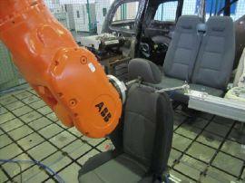 汽车座椅骨架耐久试疲劳寿命检测仪 客车骨架强度耐久试验机