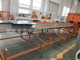 16-110mm一出二PVC管材挤出生产线/pvc塑料管材挤出机