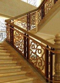 烤漆不锈钢楼梯扶手
