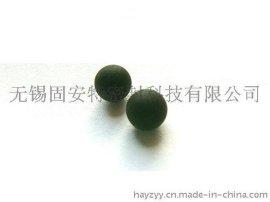 进口水磨丁腈橡胶球 nbr实心橡胶密封球