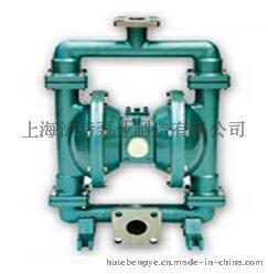 供應 不鏽鋼QBY氣動隔膜泵