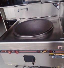 供应不锈钢大锅灶甲醇大锅灶燃气大灶台食堂大锅灶厨房设备