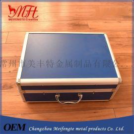 医疗工具专用仪器箱、加工定制铝合金医疗箱、药物手提箱铝箱