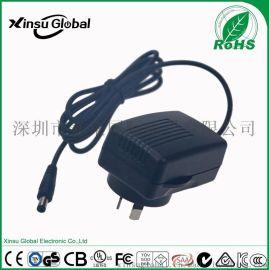 12v2a电源适配器 VI能效 澳规C-Tick认证12v2a电源适配器