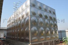 厂家直销 太阳能不锈钢膨胀水箱 不锈钢储水箱 消防水箱