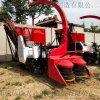 玉米秸稈收割機 履帶式幹鮮秸稈收割粉碎飼料機